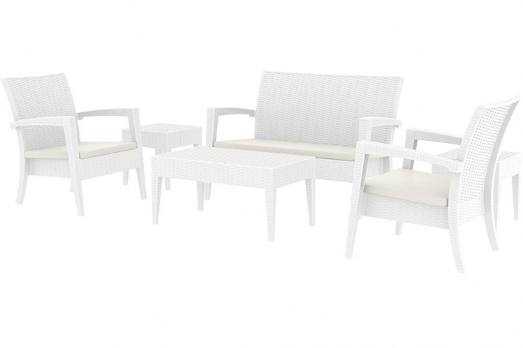 Miami lounge set rattan
